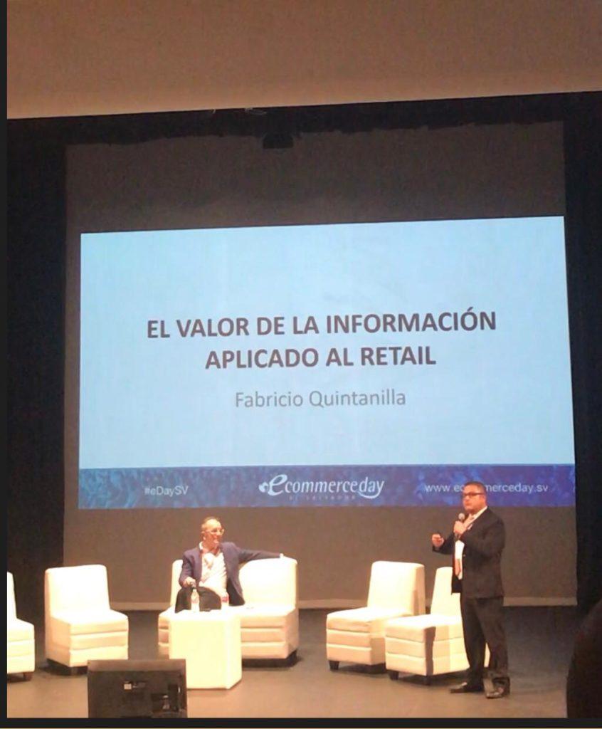 eCommerce Day El Salvador - 25 de Octubre de 2018